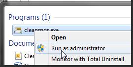 Cómo conseguir espacio en la partición de Windows