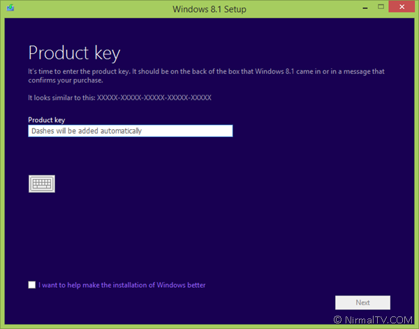 Descargas Windows 8.1