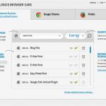 HERRAMIENTA DE MANTENIMIENTO PARA NAVEGADORES TODO EN UNO- Auslogics Browser Care