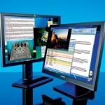 Cómo configurar dos monitores en windows 7?