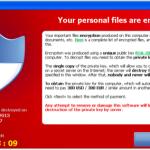 Cómo detener CryptoLocker: evitar CryptoLocker robarle los datos