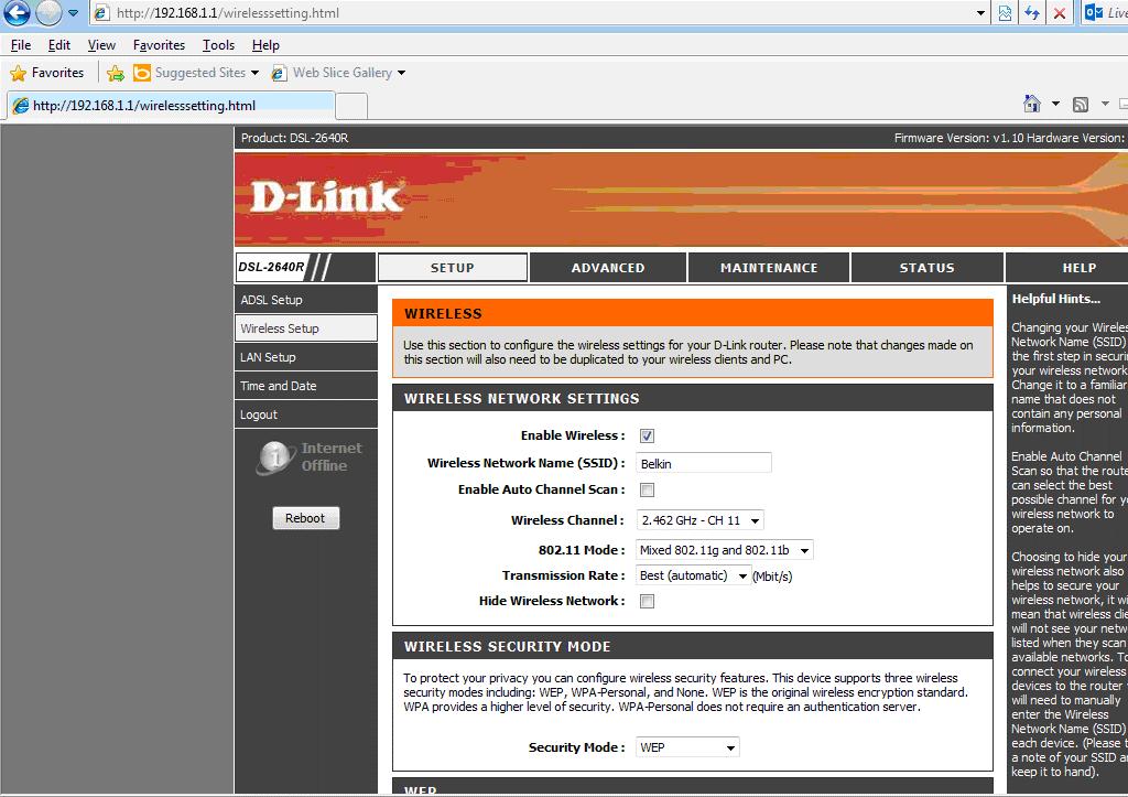 configurar un router