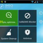 Qihoo 360 examen móvil seguro: amplia gama de herramientas de gestión de la seguridad del teléfono y útiles