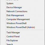Tres opciones de menú avanzado en Windows 8.1 que todo usuario debe saber