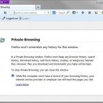 Proteger su privacidad mientras navega