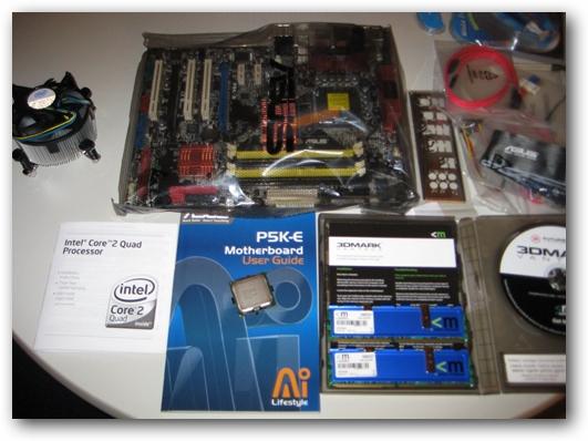 Cómo montar un nuevo ordenador