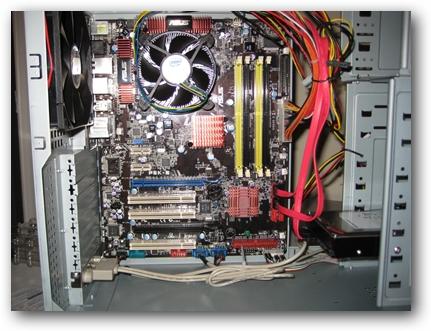 Montar un nuevo ordenador