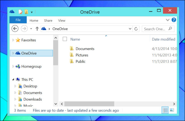 Almacenamiento en la nube OneDrive