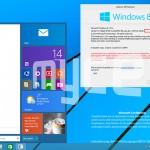 Capturas filtradas de 'Windows 9' ofrecen una visión más cercana del nuevo Menú Inicio