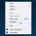 Como Añadir Aplicaciones al Menú del Botón Derecho del Escritorio de Windows