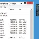 Cómo monitorizar la temperatura de la CPU: Mantén un ojo siempre en la salud de tu procesador