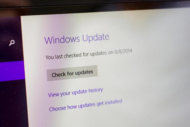 Actualizaciones de Software