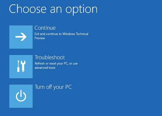 Modo Seguro en Windows 10