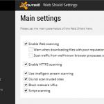 El escaneo HTTPS de Avast Antivirus interfiere con Firefox y otros programas