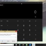 Consejo: Iniciar la Calculadora de Windows 10 Directamente