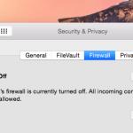 El firewall de Mac está desactivado por defecto: ¿Hay que activarlo?