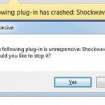 Cómo detener los cierres inesperados de Shockwave Flash en Google Chrome: Asegúrate de tener sólo un plug-in activado
