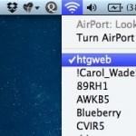 Cómo ver la velocidad actual de tu conexión Wi-Fi en Mac OS X