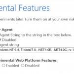 Aquí está cómo habilitar el nuevo modo IE12 Trident de Internet Explorer en Windows 10