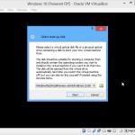 Cómo instalar Windows 10 en Oracle VirtualBox