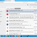 Cambiar YouTube a Flash Player en Firefox