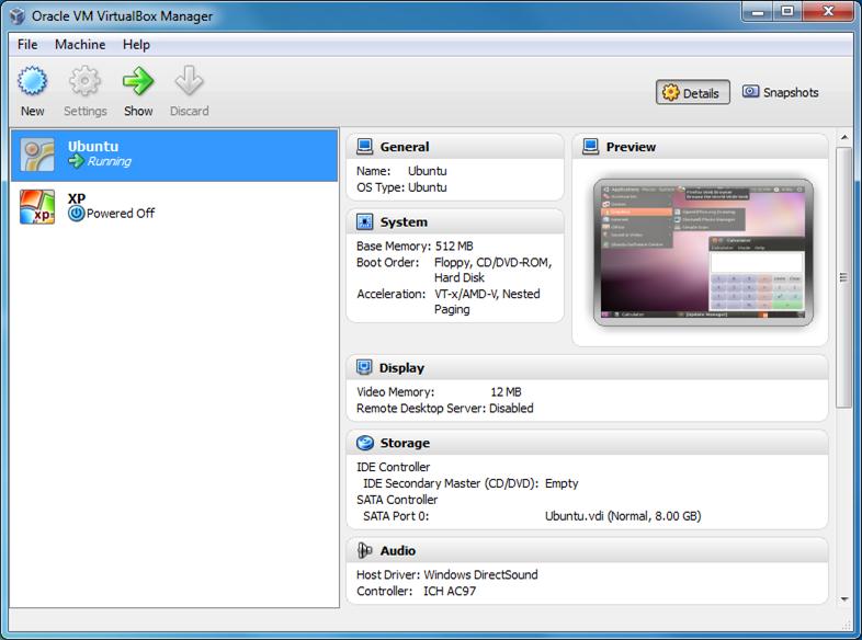 VirtualBox 4.3.20