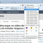 ¿Cómo Deshabilitar la Nueva Interfaz de búsqueda de un Sólo Clic en Mozilla Firefox?
