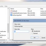 """Cómo desactivar la notificación """"Tienes nuevas apps que pueden abrir este tipo de archivos"""" en Windows 10"""