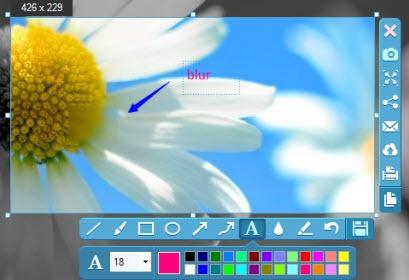 captura de pantalla en Windows 8