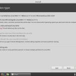 Cómo particionar en tu disco duro para instalar Linux Mint