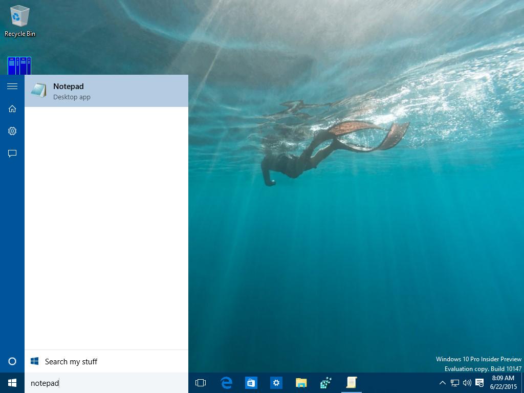 Como desactivar la búsqueda web en la barra de tareas de Windows 10