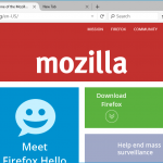 Directrices del diseño de Firefox para Windows 10 son reveladas por Mozilla