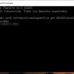 Cómo Encontrar y saber la Clave de Producto de Windows 10 con el Símbolo del Sistema o PowerShell