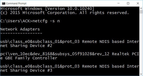 Wi-Fi no funciona después de actualizar a Windows 10