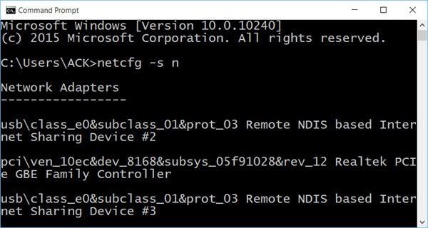Wi-Fi no funciona después de actualizar a Windows 10
