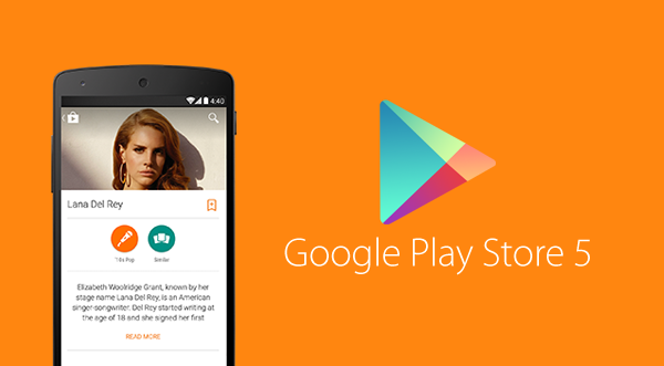 Google Play Store 5
