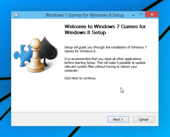 juegos de Windows 7