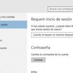 Cómo cambiar la contraseña de su cuenta de usuario en Windows 10
