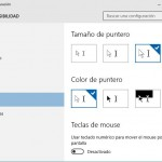 Consejo para Windows 10: Incrementar el Tamaño y el Color del Puntero del Mouse