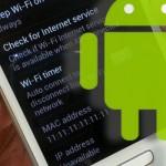 Como cambiar dirección MAC en Teléfonos Android