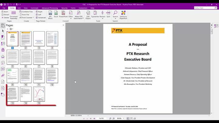 Nuance Power PDF 2.0