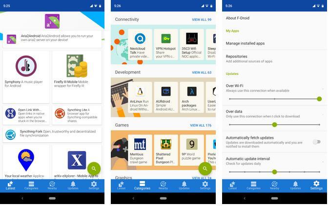 Las Mejores Alternativas a Google Play