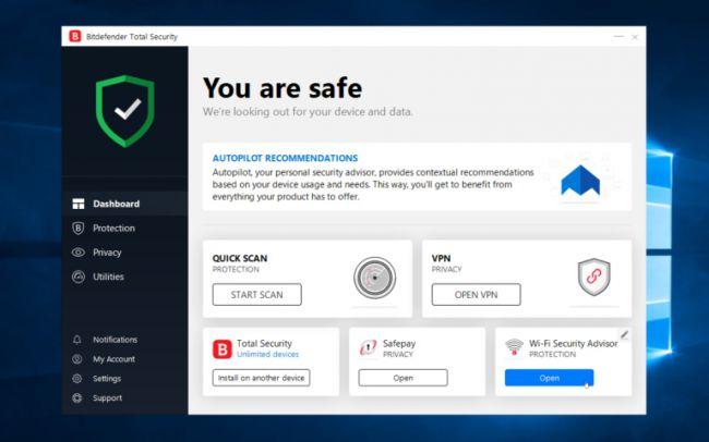 Los mejores antivirus para PC gaming