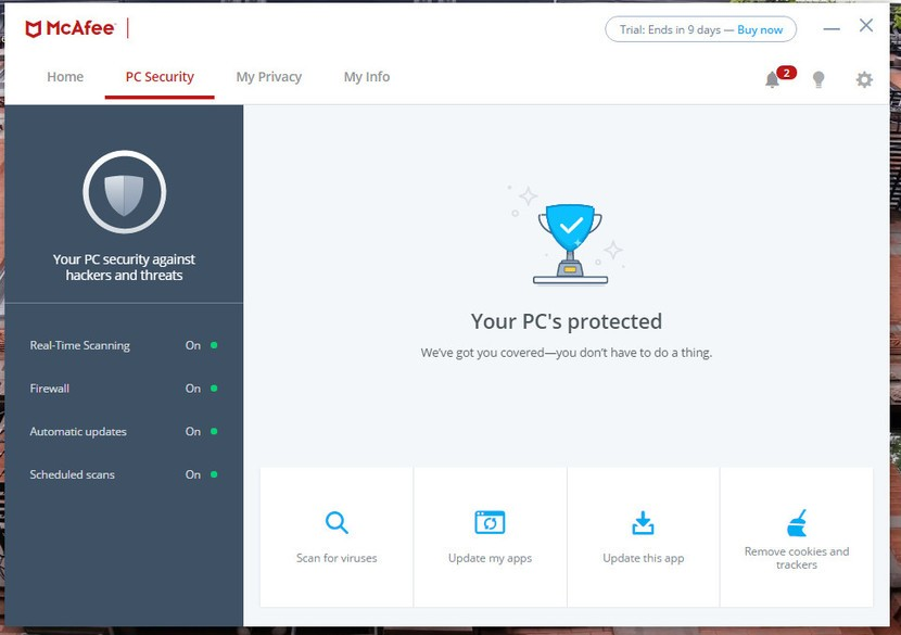 McAfee AntiVirus Plus vs Total Protection